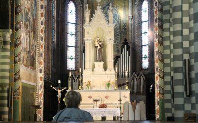 La preghiera sarà il legame che ci unisce