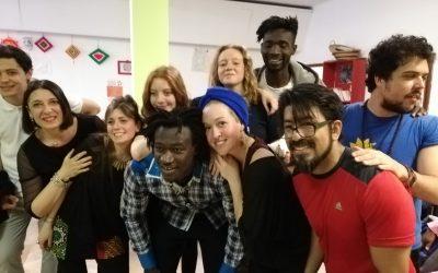 Il laboratorio di danza africana – Un'esperienza che non aspettavo