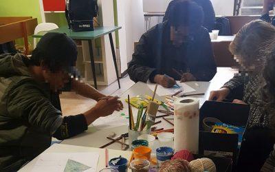 Laboratorio di Arte Terapia – Un'altra strada