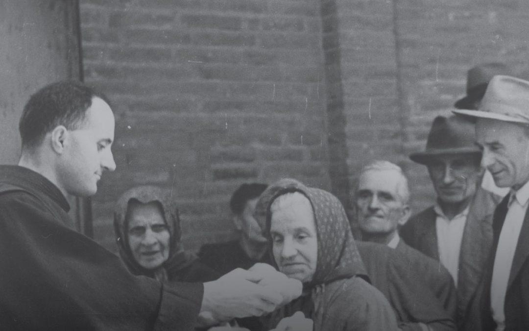 Il sogno di Padre Ernesto e la nascita di Antoniano