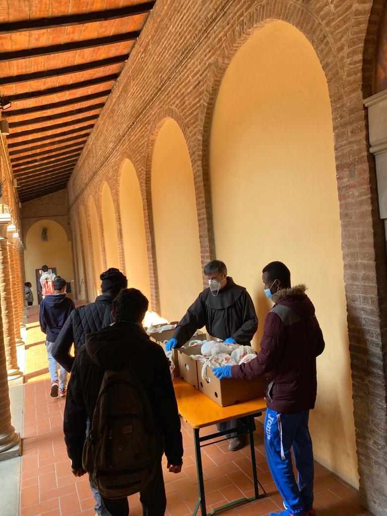 distribuzione kit alimentare